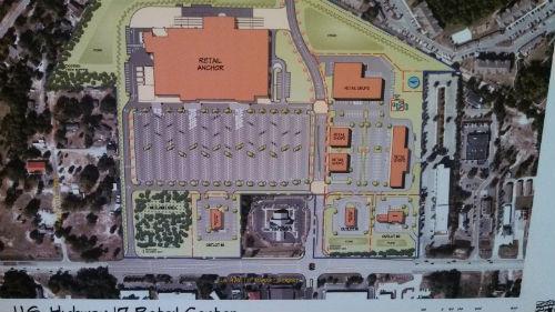 walmart set to anchor proposed porters neck center wilmingtonbiz