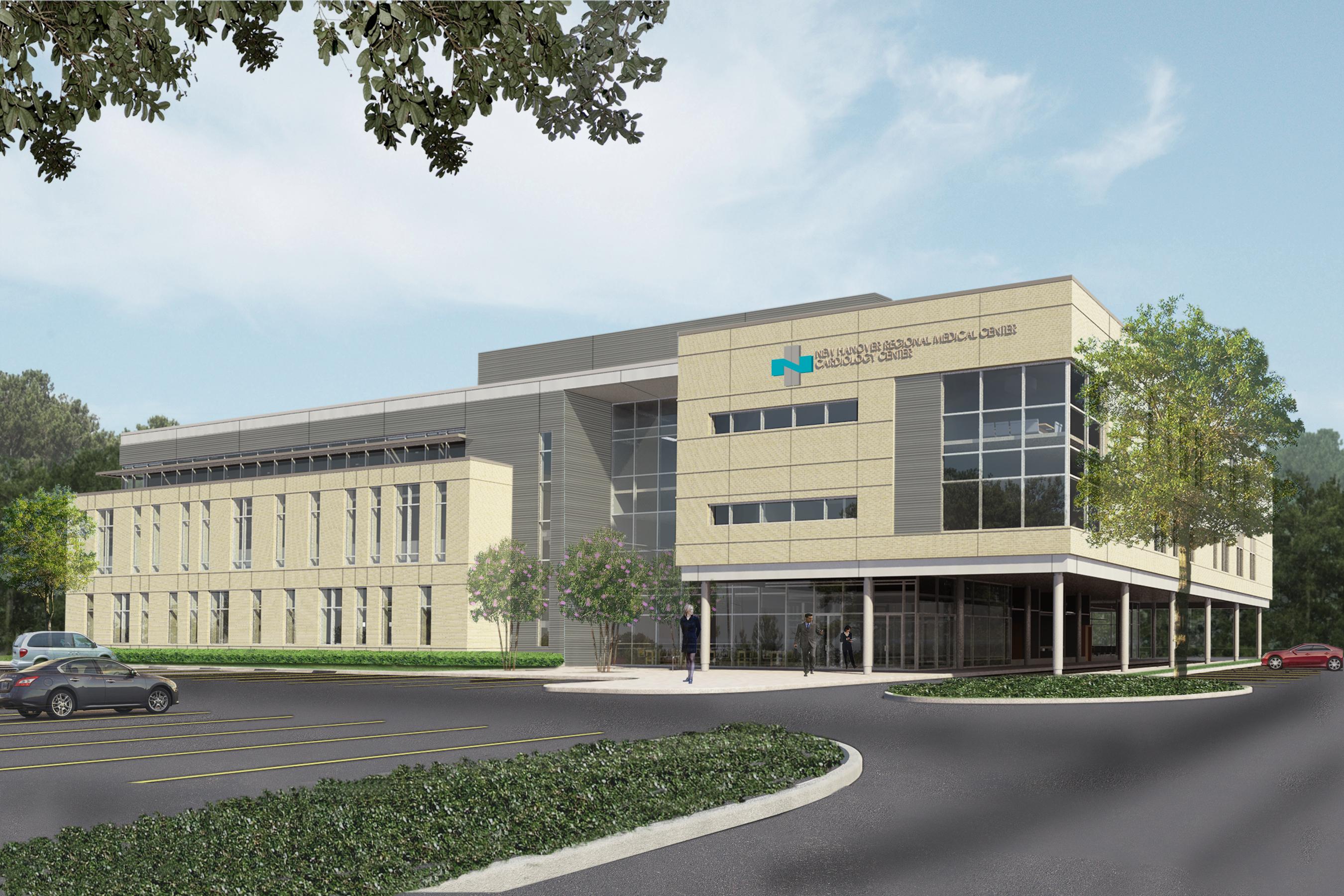 New Nhrmc Clinic To Break Ground This Summer Wilmingtonbiz