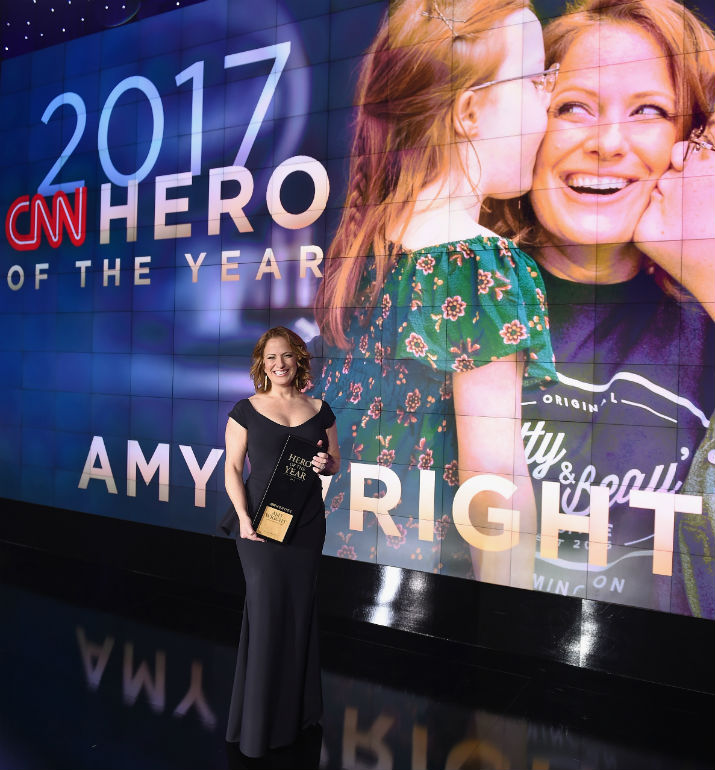 National Spotlight Shines On Wilmington's Amy Wright