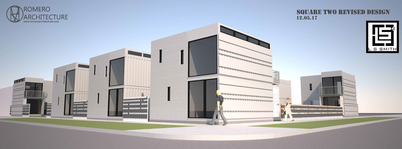 Wilmington shipping container apartments set to be done in June ...