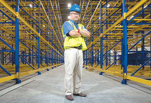 Chuck McCarthy president and CEO of Port of Wilmington Cold Storage stands inside the newly finished warehouse facility that is expected to attract more ... & Cold Storage: Exporters may rethink logistics | WilmingtonBiz