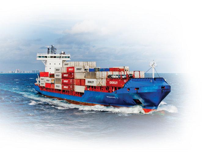 new container service scheduled to begin at port wilmingtonbiz. Black Bedroom Furniture Sets. Home Design Ideas