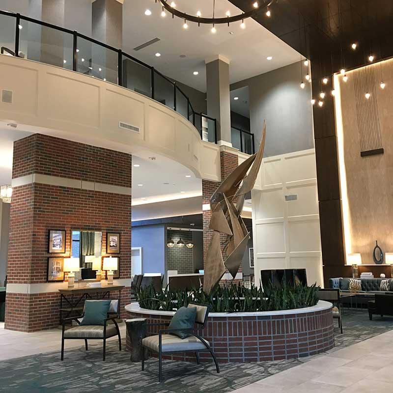 More Rooms Mean Larger Conventions Wilmingtonbiz