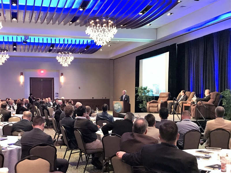 N.C. Ports Hosted The First Cold Chain Summit At The Wilmington Convention  Center On Wednesday, And Invited Those In The Industry To Talk About The  Future ...