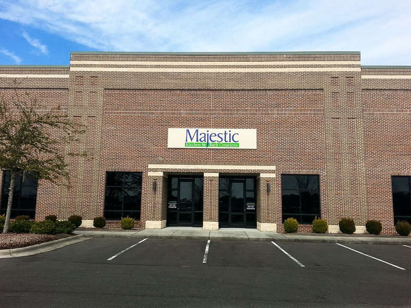 Majestic Kitchen U0026 Bath Creations Inc. Has Acquired A Wilmington Company  That Will Be Consolidated Into Its Local Location On Kitty Hawk Road.
