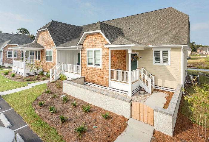 In 30m Deal Firm Buys Rental Townhome Community In Wilmington