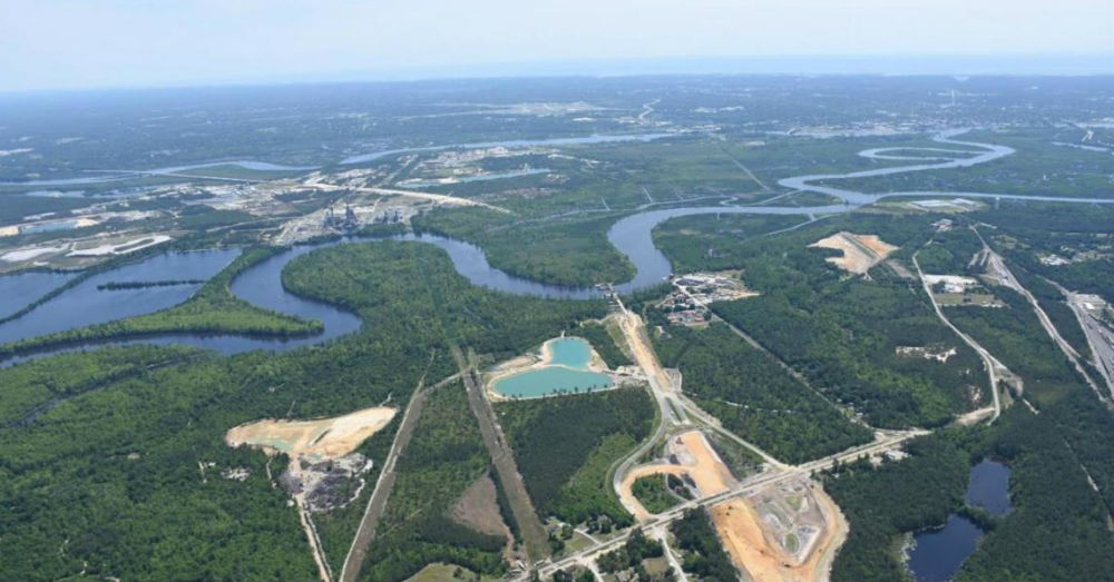 As i 140 nears completion navassa developments ramp up river bend at cedar hill a planned unit development that could include more than 2000 homes and 35 acres of commercial uses would be built on land along sciox Gallery