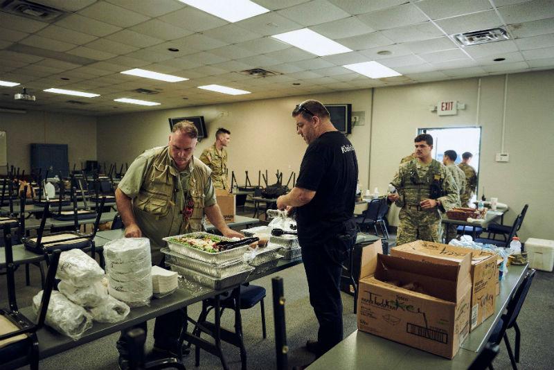 world central kitchen responds to hurricane florence wilmingtonbiz - World Central Kitchen
